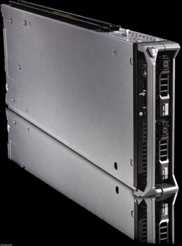Dell PowerEdge M710 2 x INTEL SIX-Core X5675 3.06Ghz 32GB Ram Blade Server